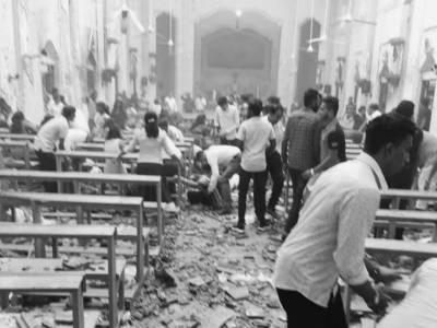 سری لنکا دھماکے، ہلاکتوں کی تعداد 250 سے زائد ہو گئی