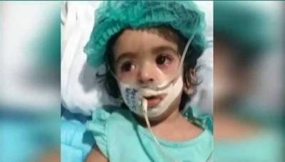 کراچی، غلط انجکشن لگنے سے کم سن بچی انتقال کر گئی