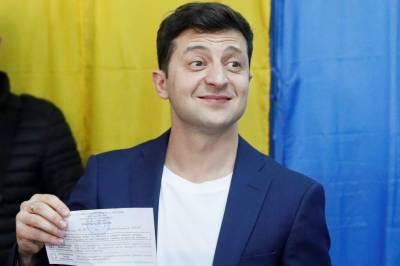 یوکرین کے مزاحیہ اداکار حیر ت انگیز طور پرملک کے صدر منتخب ہوگئے