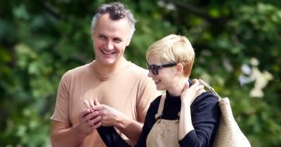 امریکی اداکارہ مشل ویلمس نے اپنے شوہر سے علیحدگی اختیار کر لی