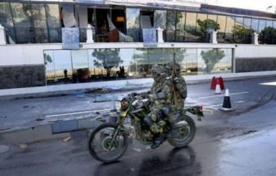 سری لنکا : دہشتگردانہ حملوں میں ہلاکتوں کی تعداد 290 ہوگئی ، 24 مشتبہ افراد گرفتار