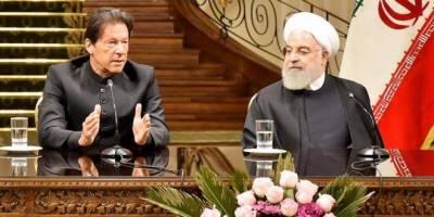 پاک ایران سرحد کو امن اوردوستی کامقام بنایا جائے گا، وزیراعظم کےدورہ ایران کا اعلامیہ جاری