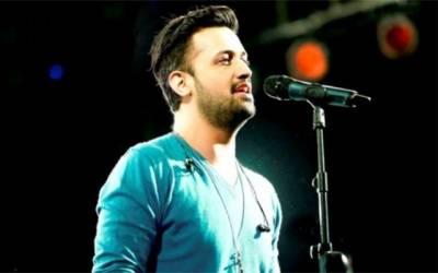 عاطف اسلم نے بھارتی کمپنی کی جانب سے گانے کو یوٹیوب سے ہٹانے کے معاملے پر خاموشی توڑ دی