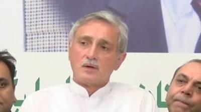 عثمان بزدار کو وزیر اعظم اور پارٹی کی مکمل حمایت حاصل ہے، جہانگیر ترین