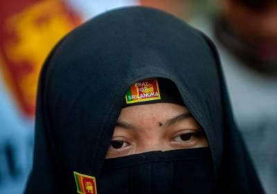 ہنگامی قانون کے تحت سری لنکا میں نقاب پر پابندی عائد