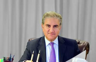 خطے میں تجارت کے فروغ کیلئے بھی افغانستان میں امن ضروری ہے، شاہ محمود