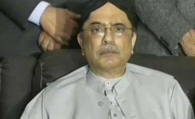 آصف زرداری نے حکومت کی اصل اپوزیشن پیپلز پارٹی کو قرار دیدیا