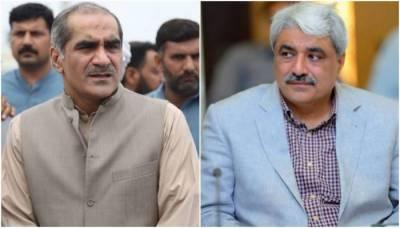 سعد اور سلمان رفیق کے جوڈیشل ریمانڈ میں 16 مئی تک توسیع