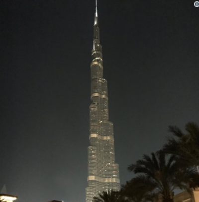 برج خلیفہ میں رہنے والوں کو عام وقت سے 6 منٹ زائد روزہ رکھنا ہوگا ، محکمہ اسلامی امور