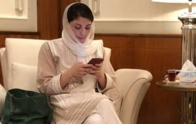 نواز شریف نے قانون کی پاس داری کر کےنئی تاریخ رقم کر دی ، مریم نواز