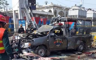 داتا دربار دھماکے میں شہید ہونیوالوں کی تعداد 11 ہو گئی
