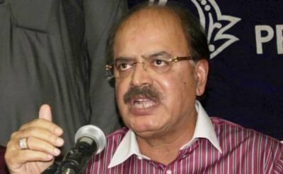 عمران خان وزیراعظم کا عہدہ چھوڑ کر بھاگ جائیں گے، منظور وسان کی پیشگوئی