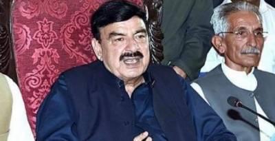2023 کا الیکشن پاکستان ریلوے کی کارکردگی پر لڑیں گے، شیخ رشید