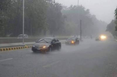 محکمہ موسمیات نے ملک میں مزید بارشوں کی پیشگوئی کر دی