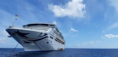 ایران میں تیار کیا جانے والا سب سے بڑا فائبر گلاس کارگو بحری جہاز بیرون ملک روانہ