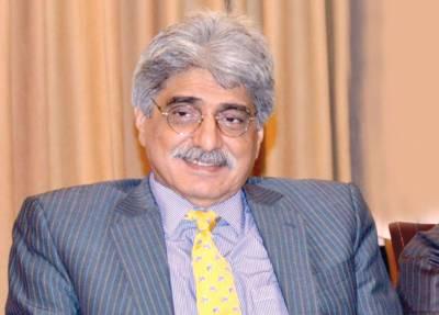 ڈاکٹر سلمان شاہ وزیر اعلیٰ پنجاب کے مشیر اکنامک افیئرز مقرر