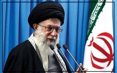 امریکہ کے ساتھ جنگ کا کوئی ارادہ نہیں ہے : ایرانی سپریم لیڈر