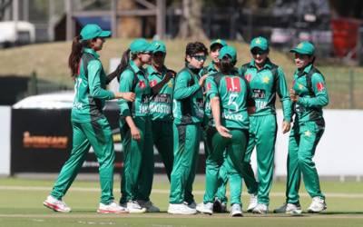 ندا ڈار کی آل رائونڈ کارکردگی ، پاکستانی ویمن ٹیم نے جنوبی افریقہ کو 7 وکٹوں سے ہرا دیا