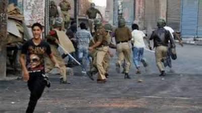 قابض بھارتی فورسز کی مقبوضہ کشمیر میں ریاستی دہشتگردی جاری، 5 افراد شہید