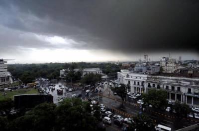 ملک کے مختلف علاقوں میں بارش اور ژالہ باری کا امکان