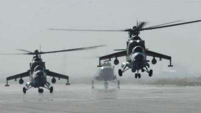 بھارت نے افغانستان کو 2 جنگی ہیلی کاپٹرفراہم کر دیئے