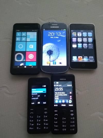 موبائل فون کی درآمدات میں مارچ کے دوران معمولی اضافہ
