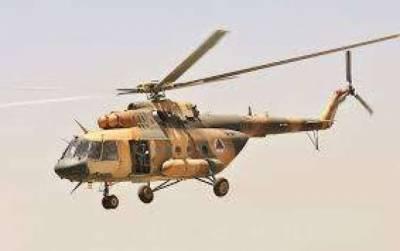 پیرو میں ہیلی کاپٹر حادثہ میں2 فوجی ہلاک