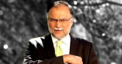 پاکستان میں ساری ترقی ن لیگ کے دور میں ہوئی ، احسن اقبال