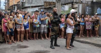 برازیل میں بار میں فائرنگ، 6خواتین سمیت 11 افراد ہلاک،1زخمی