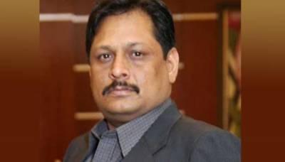 سابق گورنر عشرت العباد کے بھائی عامر العباد کو جیل بھیج دیا گیا