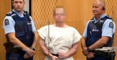 سانحہ نیوزی لینڈ ، ٹرینٹ پر دہشتگردی کی دفعات عائد کر دی گئی