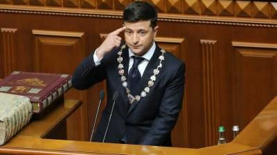 یوکرائنی صدر نے حلف اٹھاتے ہی پارلیمنٹ تحلیل کر دی
