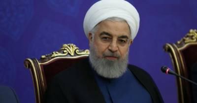 ایرانی صدر کا امریکہ کے ساتھ مذاکرات سے انکار