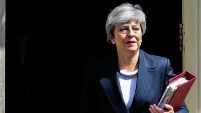 برطانوی وزیراعظم نے مستعفی ہونے کا اعلان کر دیا