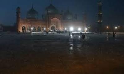 ملک کے مختلف شہروں میں بارش اور آندھی سے حادثات، 6 افراد جاں بحق
