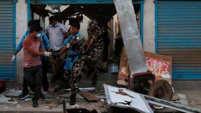 نیپال میں3 بم دھماکے، 4 افراد ہلاک