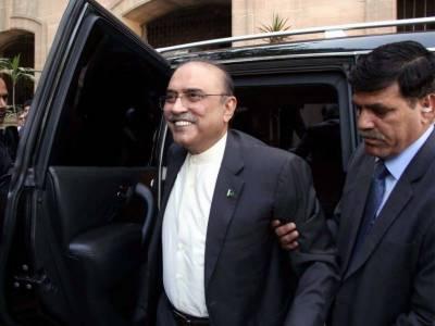 آصف علی زرداری نے نیب میں آج پیش ہونے سے معذرت کر لی