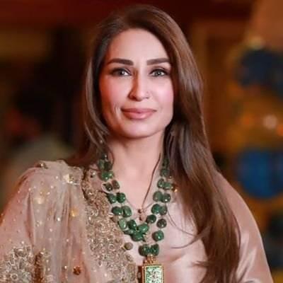 ماڈلنگ کر نے میں جو مزا ہے اس کو الفاظ میں بیان نہیں کیا جاسکتا، ریما خان