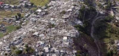 سوات و گردو نواح میں زلزلے کے جھٹکے