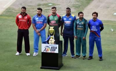 پاکستان کرکٹ ایشیا کپ کا میزبان، بھارت پریشان