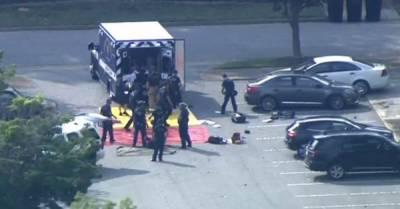 امریکی ریاست ورجینیا میں سرکاری عمارت میں فائرنگ،12 افراد ہلاک،6 زخمی