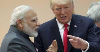 امریکہ کا بھارت کیساتھ ترجیحی تجارت کا معاہدہ ختم کرنے کا اعلان
