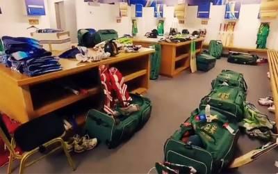 ویسٹ انڈیز سے شکست کے بعد پاکستانی ٹیم کے ڈریسنگ روم کی کہانی سامنے آگئی