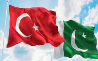 پاکستان اور ترکی کا دہشتگردی کیخلاف مشترکہ حکمت عملی پر غور