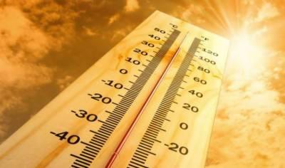 محکمہ موسمیات نے شدید گرمی کی لہر برقرار رہنے کی پیشگوئی کردی
