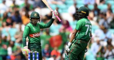 بنگلا دیش نے جنوبی افریقا کو331 رنز کا ہدف دےدیا