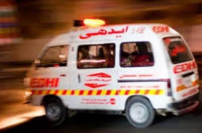 بلوچستان کے علاقہ علی خیل کے قریب ٹرک اور مسافر وین میں تصادم،14 افراد جاں بحق