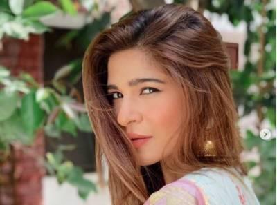 عائشہ عمر نے یوٹیوب چینل بنا لیا