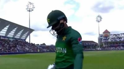 پاکستان نے انگلینڈ کو جیت کیلیے 349 رنز کا ہدف دیا