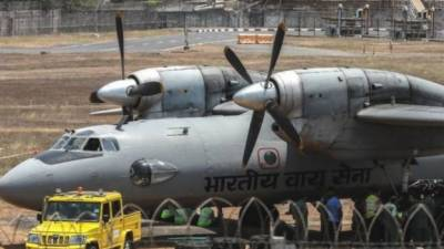 بھارتی فوجی طیارہ چینی سرحد کے قریب لاپتہ